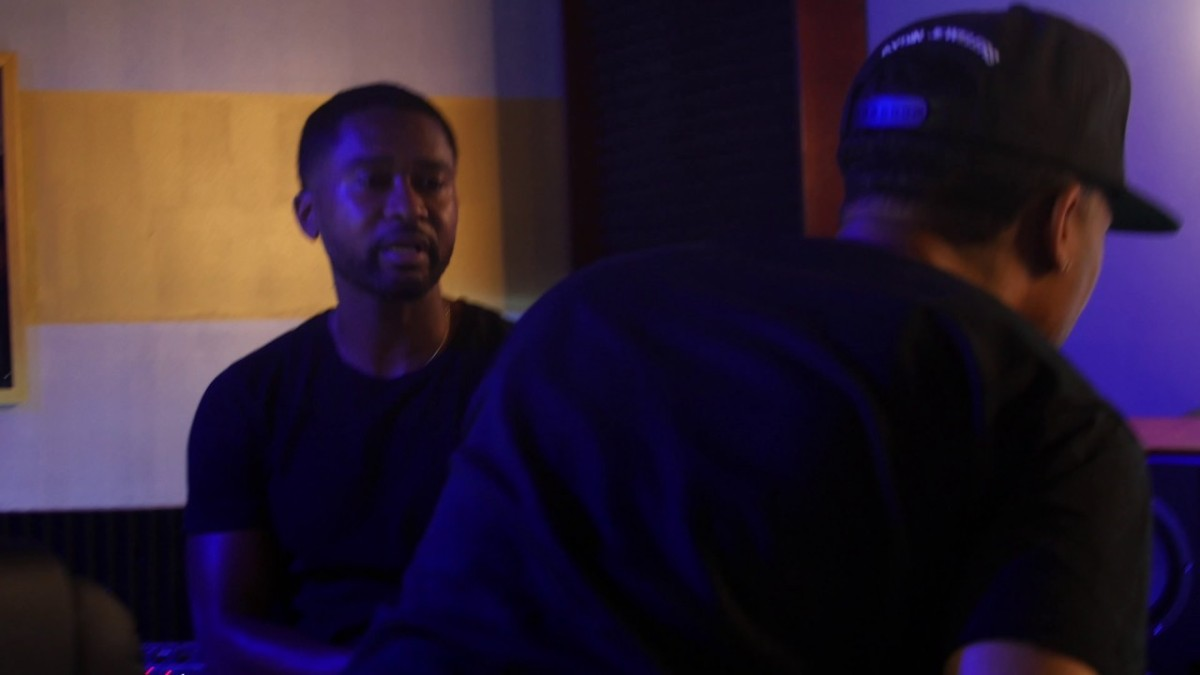 #VideoOfTheWeek: Eldorado Red Links Back Up With @zaytovenbeatz In The Studio | @BGMEldorado